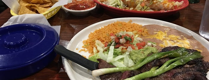 Rancho Chico Mexican Family Restaurant is one of Walpole.