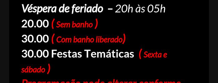 Black Out Club is one of Specials em São Paulo-SP.
