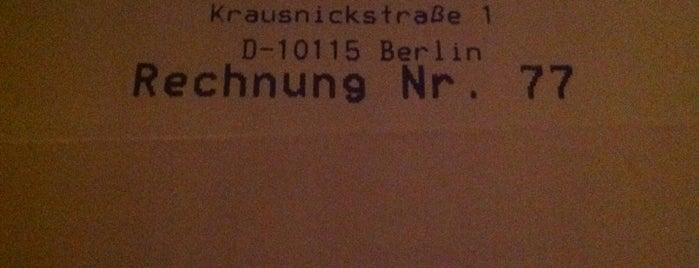 Zum Schwarzen Hasen is one of Berlin.