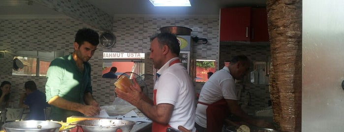 Mahmut Usta Döner is one of Hakan: сохраненные места.