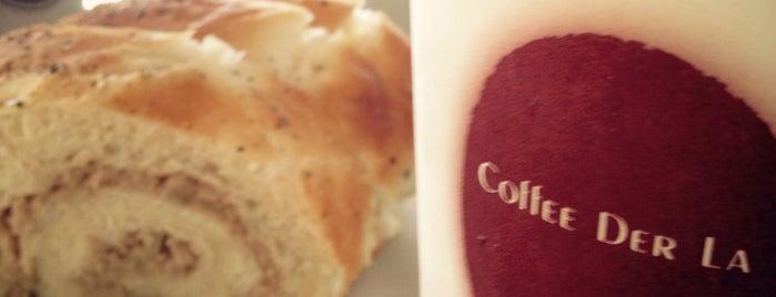 Coffee Der La is one of KKU food.