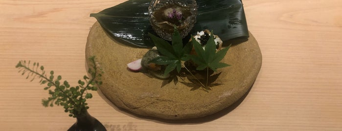 Ginza Sushi Ichi is one of Singapore Michelin Stars.
