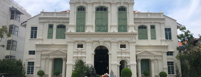 The Edison Hotel is one of Penang.