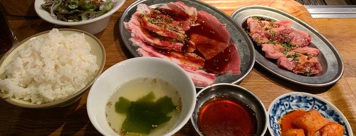Nikugen is one of Topics for Restaurant & Bar ⑤.