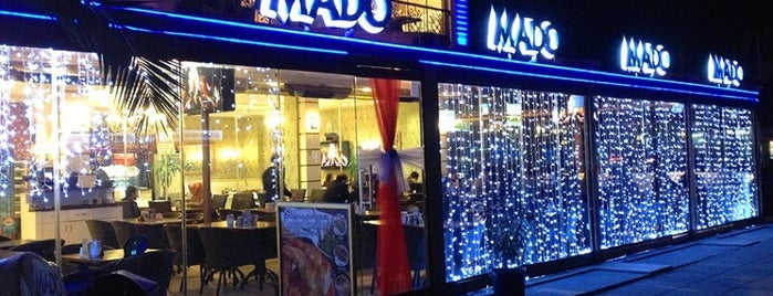 Mado is one of Arthur's Great Place To Eat.