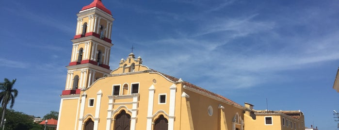Remedios is one of Cuba.