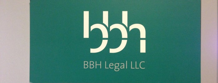 BBH Legal is one of Yunus'un Beğendiği Mekanlar.