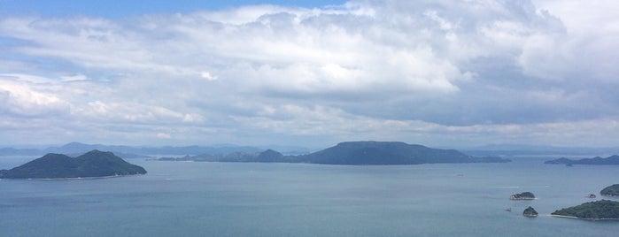 遊鶴亭 is one of 屋島 (Yashima).