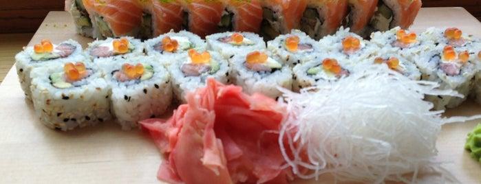 Kabuki is one of Riga Foodie.