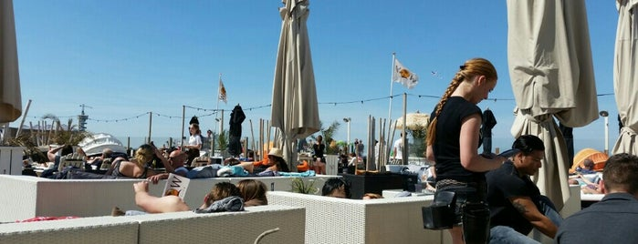 Wow Beachclub is one of Den Haag.
