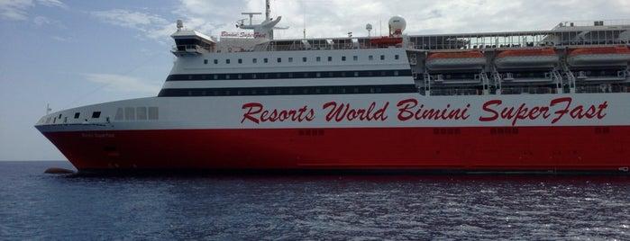 Resorts World Bimini SuperFast is one of ELJ: Follow me! 'erika_lj'さんのお気に入りスポット.