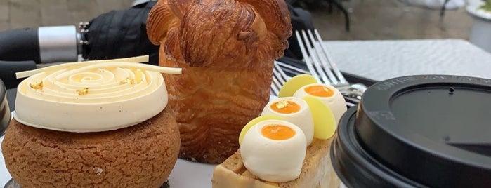 Café Kitsuné is one of LDN - Brunch/coffee/ breakfast.