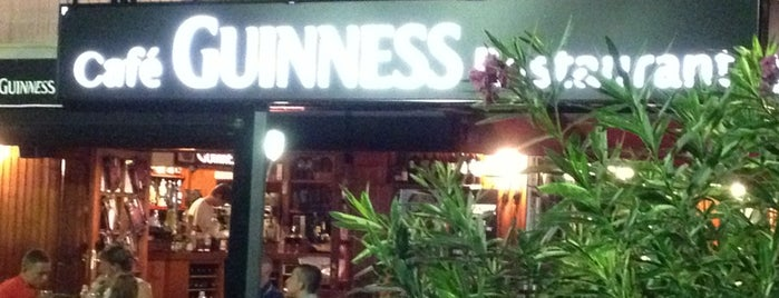Café Guinness Restaurant is one of GUIRIS RESTAURANTS IN TARRAGONA'S LAND.