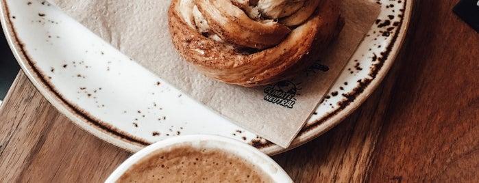 Jonas Reindl Coffee 1070 is one of Vienna.