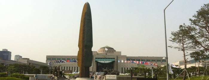 Memorial de Guerra da Coreia is one of Locais salvos de Dat.