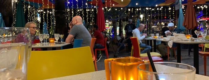 Lulu California Bistro is one of Palm Springs.