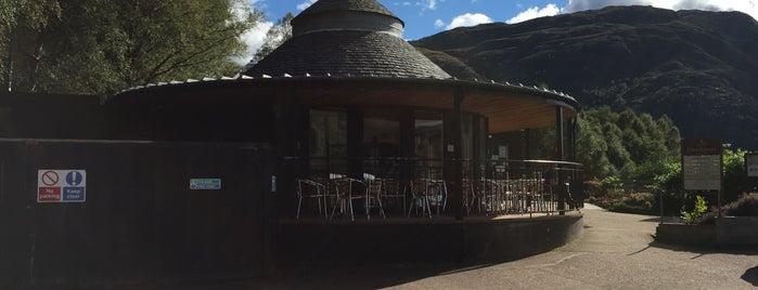 Glenfinnan Visitor Centre is one of สถานที่ที่ Kate ถูกใจ.