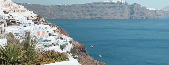 Santorini Secret Suites & Spa is one of Santorini.