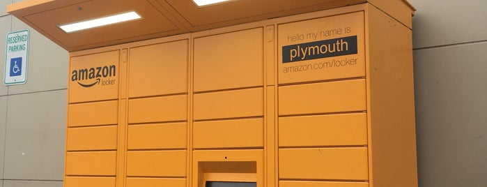 Amazon Locker - Plymouth is one of Jessica 님이 좋아한 장소.