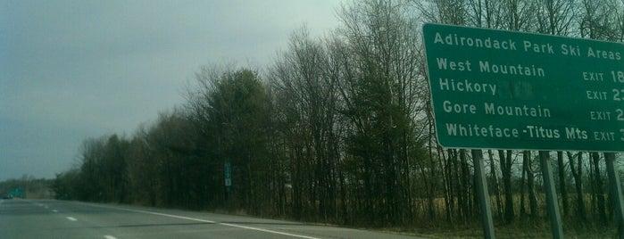 Adirondacks is one of Posti che sono piaciuti a Nicholas.