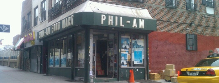Phil-Am Market is one of Your own Roosevelt Avenue tour.