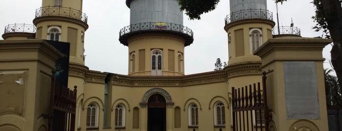 Museo Astronómico is one of Ecuador.