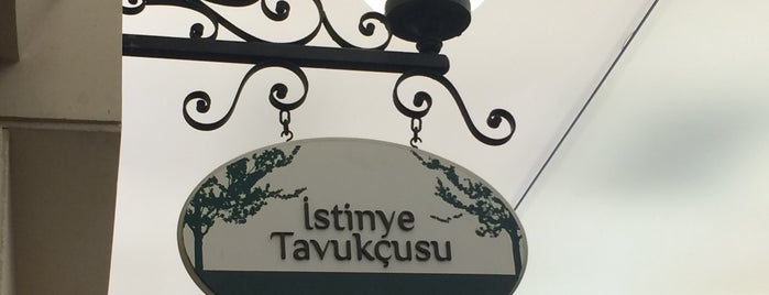 İstinye Tavukçusu is one of Locais curtidos por Fikret.