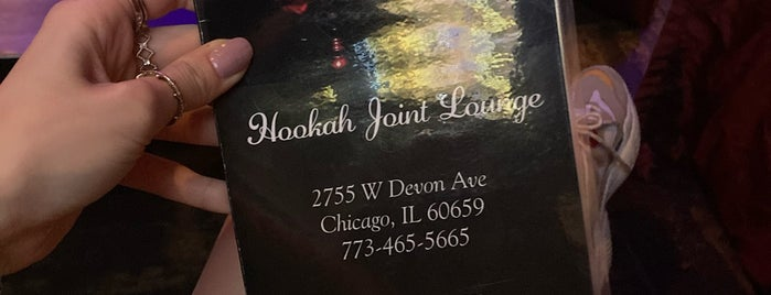 Hookah Joint Lounge is one of BYOB in Chicago.