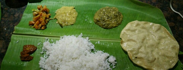 Anjappar Chettinad Restaurant is one of Adventures in Chennai.