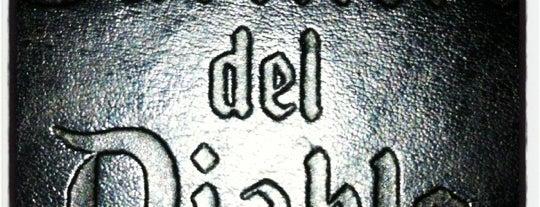 Casillero Del Diablo is one of Chile.