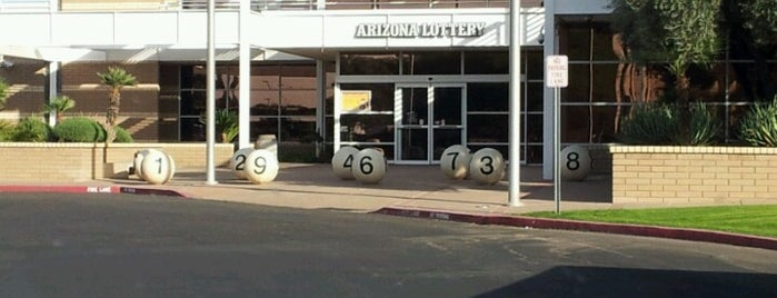 Arizona Lottery is one of Alicia's Top 200 Places Conquered & <3.