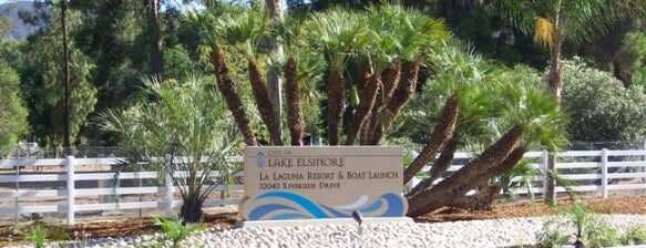 Lake Elsinore Marina is one of Alicia's Top 200 Places Conquered & <3.