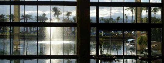JW Marriott Desert Springs Resort & Spa is one of Alicia's Top 200 Places Conquered & <3.