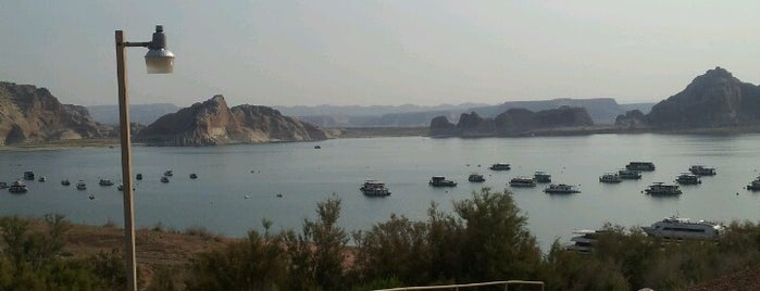Lake Powell Resort & Marina is one of Alicia's Top 200 Places Conquered & <3.