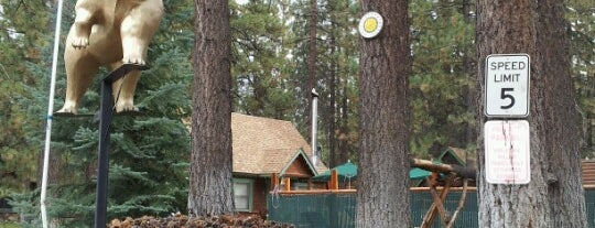 Golden Bear Cottages Resort is one of Alicia's Top 200 Places Conquered & <3.