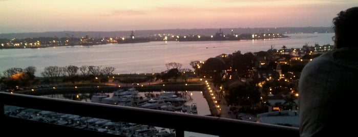 Marriott Marquis San Diego Marina is one of Favorite Marriott Hotels.