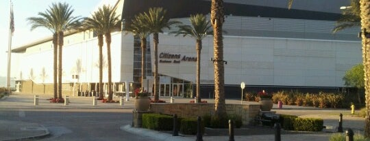 Toyota Arena is one of Alicia's Top 200 Places Conquered & <3.