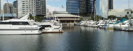 Marriott Marquis San Diego Marina is one of Alicia's Top 200 Places Conquered & <3.