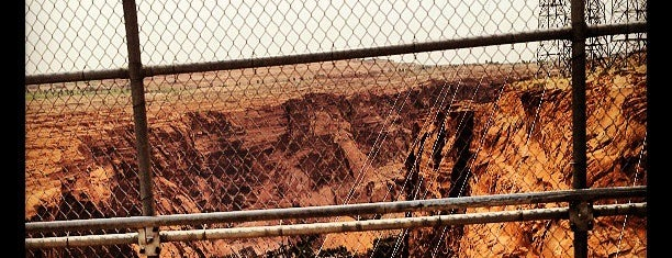 Glen Canyon Dam Bridge is one of Alicia's Top 200 Places Conquered & <3.