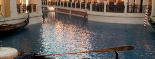 Venetian Resort & Casino is one of Alicia's Top 200 Places Conquered & <3.