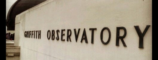 Observatoire Griffith is one of Alicia's Top 200 Places Conquered & <3.