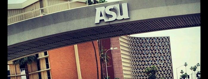 ASU Bridge is one of Alicia's Top 200 Places Conquered & <3.