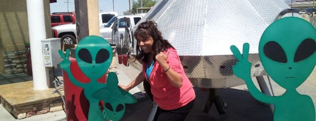Alien Fresh Jerky is one of Alicia's Top 200 Places Conquered & <3.