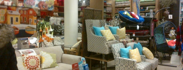 Pier 1 Imports is one of Orte, die Mark gefallen.