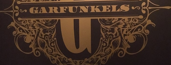 Garfunkel's is one of Speakeasy - Hidden spots.