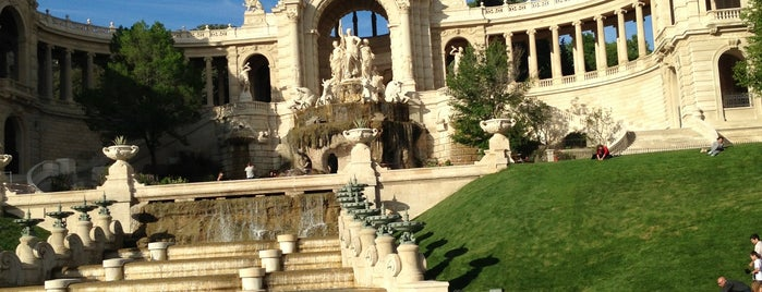 Palais Longchamp is one of Marseille mx zero.