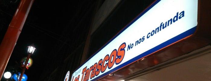 Los Tarascos is one of Orte, die Ismael gefallen.