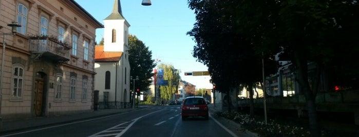 Gospić is one of Orte, die Mia gefallen.