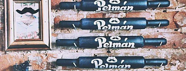 Pelman Hand Made Cafe is one of Mangia-a-are!.