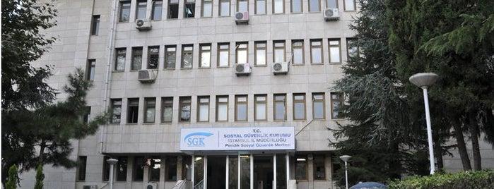 SGK Pendik Sosyal Güvenlik Merkezi is one of สถานที่ที่ H ถูกใจ.